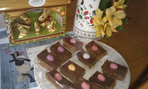 Easter treats for kids at Arbor Holiday and Knightcote Farm Cottages