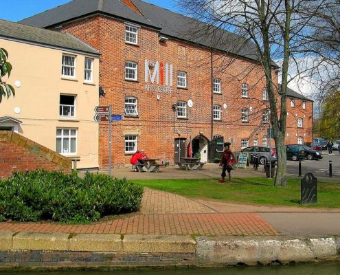 Image result for the mill arts centre