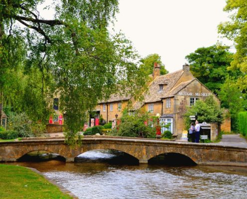 Visit Bourton On The Water
